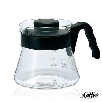 【TCoffee】HARIO-V60好握01黑色咖啡壺(1~3杯份)