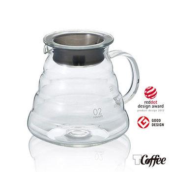 【TCoffee】HARIO-V60雲朵60咖啡壺