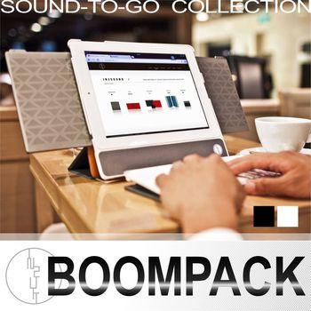 【IN2UIT】Boompack 無線藍芽專屬喇叭|For iPad2/3/4