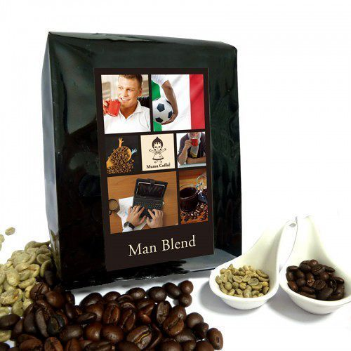 《Mumu Coffee》Man Blend咖啡豆 (227g/半磅)