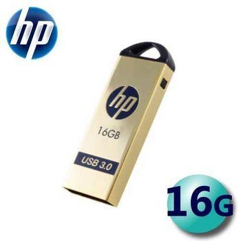 HP 惠普 16GB X725W USB3.0 鍍金外殼 隨身碟