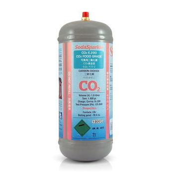 BigSparkle大器款專用CO2鋼瓶