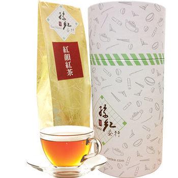 孫紅茶行 日月潭柚香紅韻紅茶 單入50公克/罐