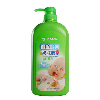 優生酵素奶瓶蔬果清潔劑