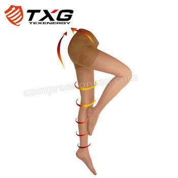 【TXG】女用減壓褲襪-進階型(膚/S-XL)