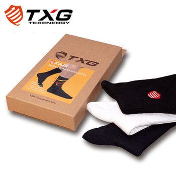 【TXG】輕鬆短筒漸進式減壓襪(23-27cm)