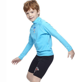 【SAIN SOU】兒童水母衣單件 加贈造型短襪x1雙