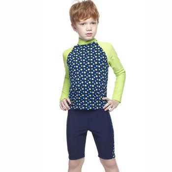 【SAIN SOU】兒童兩截式水母衣 加贈造型短襪x1雙