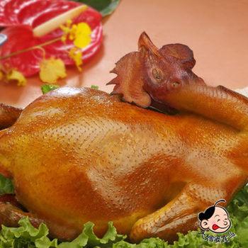 【大嬸婆】掛爐甘蔗黃金雞(1800g+-5%)