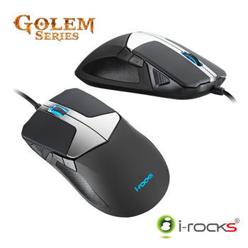 i-Rocks M20 Golem光學電競滑鼠