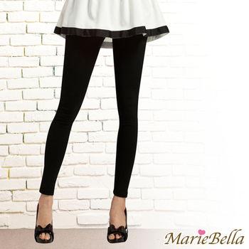 Marie Bella 彈力舒適內搭褲 黑色