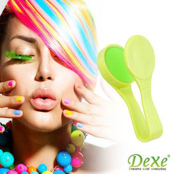 DEXE 繽紛著色糖果夾 綠色