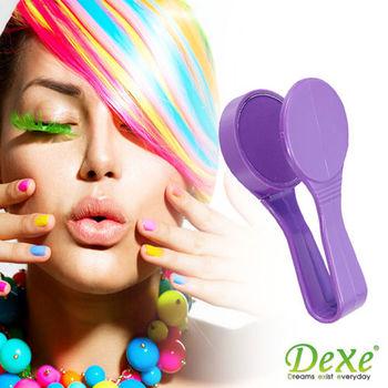 DEXE 繽紛著色糖果夾 紫色
