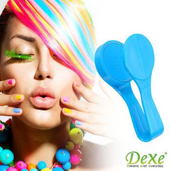 DEXE 繽紛著色糖果夾 藍色