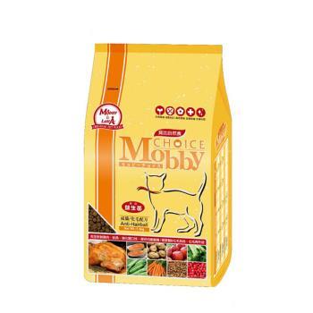 【莫比Mobby】成貓化毛配方(3kg)