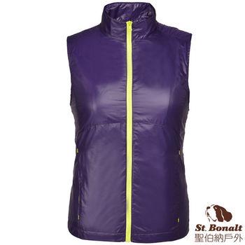 【聖伯納 St.Bonalt】女-iPad袋多功能智慧衣-紫色(4125)