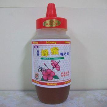 皇蜂牌龍眼花蜜輕巧罐2罐組x2組(500g/罐)