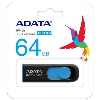 ADATA 威剛 64GB UV128 USB3.0 隨身碟