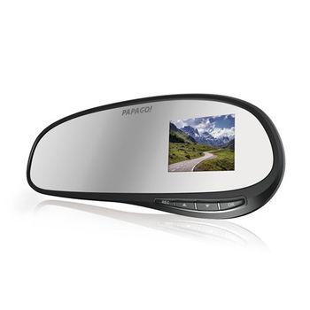 PAPAGO GoSafe 738 Full HD GPS 後視鏡 行車記錄器