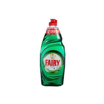 英國原裝進口Fairy綠色原味洗碗精433ml
