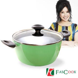 【Fascook】菲姐代言義大利精品湯鍋(福利品出清)
