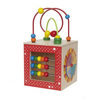 德國Hape愛傑卡-幼兒學習盒