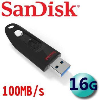 公司貨 SanDisk 16GB 100MB/s CZ48 USB3.0 隨身碟