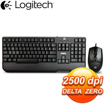Logitech 羅技 G100s 遊戲鍵鼠組