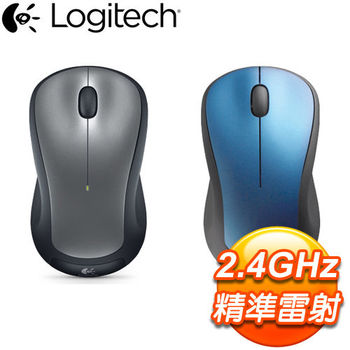 Logitech 羅技 M310t 無線滑鼠《雙色任選》