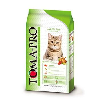 【TOMA-PRO】優格 室內貓 低活動量配方 雞肉&米 1.5公斤 X 1包