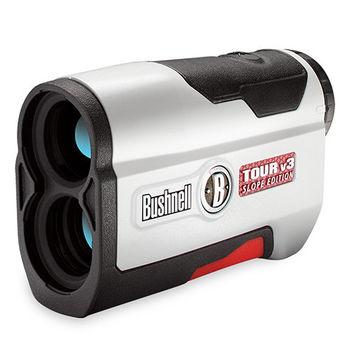 Bushnell Tour V3 Slope可測坡度 雷射測距望遠鏡 高爾夫球 測距儀(公司貨)