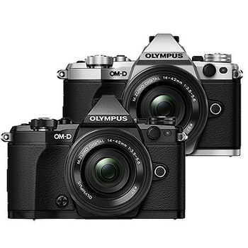 [64G原電充全配]OLYMPUS OM-D E-M5 Mark II變焦鏡組 12-40mm (公司貨)