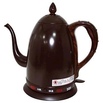 【丞漢】安全快速不鏽鋼電茶壺CT-170