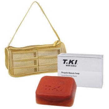 T.KI蜂膠美顏禮盒 6入(加贈T.KI亮白牙膏20g體驗品X2)