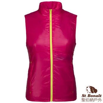 【聖伯納 St.Bonalt】女-iPad袋多功能智慧衣-梅紅(4125)