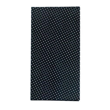 【A-Magic】台製頭巾-小黑圓點(TC040)