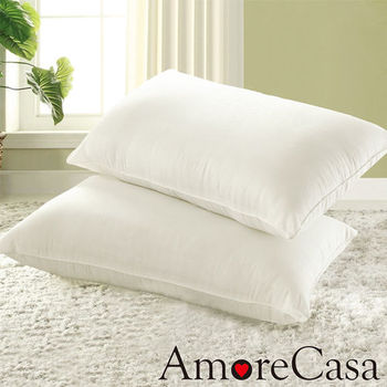 AmoreCasa 台灣製造 獨立筒舒眠枕2入