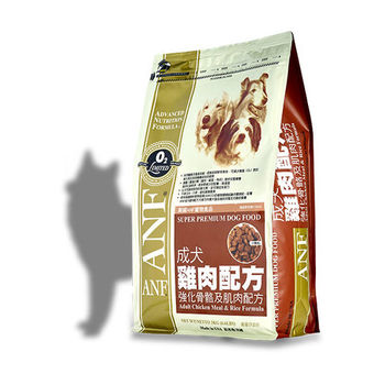 【ANF】美國愛恩富 成犬雞肉配方 小顆粒 狗飼料 7.5公斤 X 1包