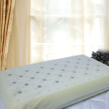 【ROSE】磁波科技乳膠透氣枕2入