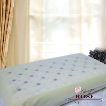 【ROSE】磁波科技乳膠透氣枕 1入