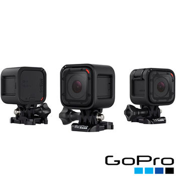 GoPro Hero4 Session 輕巧版 運動攝影機(Hero 4,公司貨)