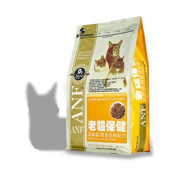【ANF】美國愛恩富 老貓保健配方 貓飼料 3公斤 X 1包