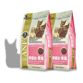 【ANF】美國愛恩富 特級幼母貓配方 貓飼料 3公斤 X 2包