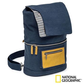 National Geographic 國家地理 NG MC4550 中型斜肩包(NGMC4550,地中海系列)
