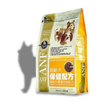【ANF】美國愛恩富 老犬保健配方 小顆粒 狗飼料 7.5公斤 X 1包