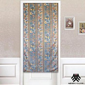 【M.B.H】古典梵諦一片式開運風水簾(88x176cm)