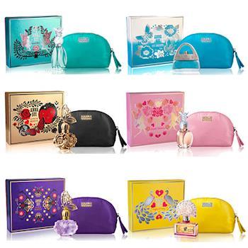 【ANNA SUI】安娜蘇彩漾禮盒六款任選-淡香水30ml+化妝包(贈品牌紙袋)