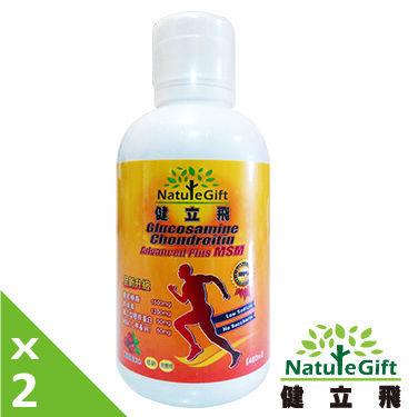 健立飛葡萄糖胺液2入(480ML)