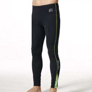 【SAIN SOU】抗UV防水母螫咬水母褲 加贈短襪x1雙 A56503-13