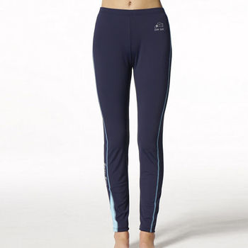 【SAIN SOU】抗UV防水母螫咬水母褲 (加贈短襪x1雙) A56502-06